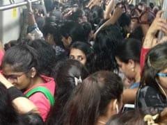 Delhi Metro To Run Extra Trips On August 25-26 For Raksha Bandhan Rush