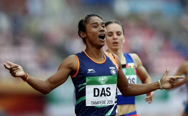 After Tweet About Hima Das' English, Athletics Federation's Apology