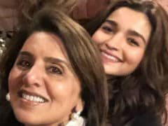 Alia Bhatt And Neetu Kapoor Are Setting '<i>Saas-Bahu</i> Goals,' As Per The Internet