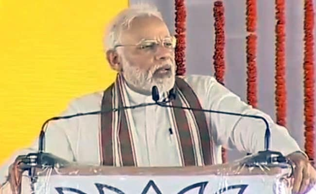 All Profit To You For Sugarcane You Grow: PM Modi Tells Farmers In UP - Highlights