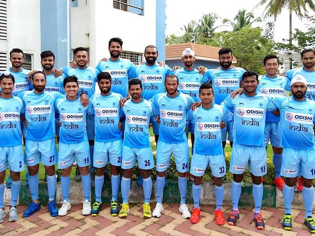 Asian Games 2018: India Mens Hockey Team Eyes Back-To-Back Golds