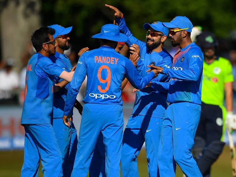 IND vs IRE 2nd T20: These record were made by Indian even in half inning
