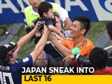 Video: FIFA World Cup 2018, Day 15: Belgium Pip England; Japan Sneak Into Last 16