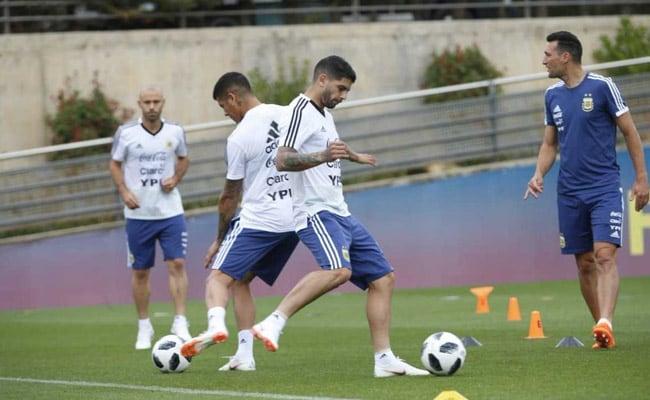लियोनेल मेसी सहित सितारा खिलाड़ियों लेकर अर्जेंटीना ने बनाई 'यह खास रणनीति'