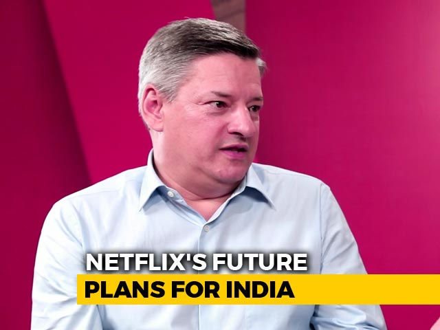 Video : We Have Big Plans For India: Netflix