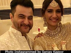 Sonam Kapoor's <I>The Zoya Factor</I>: Sanjay Kapoor On Why He Was Cast In His Nieces Film
