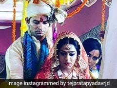 Priest Performed 11-Day Puja To Resolve Tej Pratap's Marital Problems