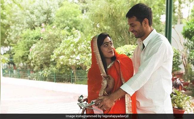 तेजप्रताप की पत्नी ऐश्वर्या को कोर्ट ने 8 जनवरी को पेश होने को कहा, वकील ने बताया- ऑन कैमरा होगी सुनवाई