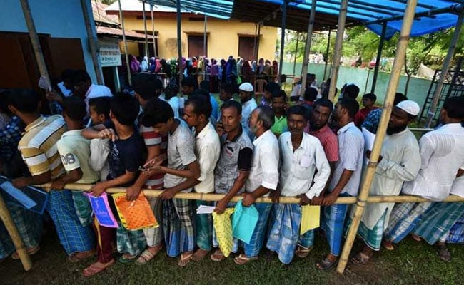 Only 3.5 Lakh Of 40 Lakh Excluded In Assam List Applied Again: Sources