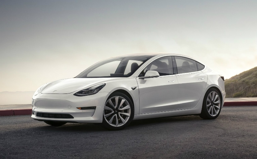 The $35,000 standard range Model 3 would be able to drive 220 miles on a single charge
