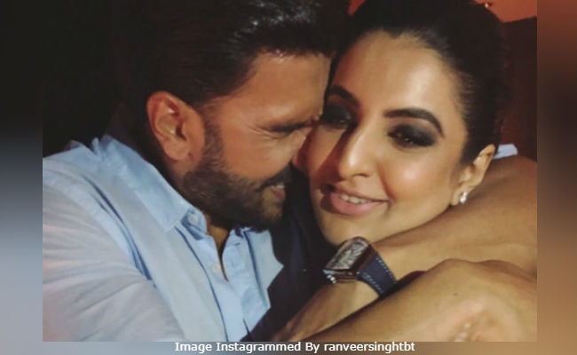 Inside Ranveer Singh's Sister Ritika's Birthday Party. On The Guest List - Deepika Padukone