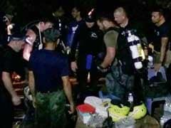 """""""13? Brilliant"""": Words That Fired Hopes Of A Miracle In Thai Cave Rescue"""