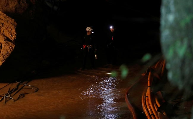 Four Thai Boys Rescued From Flooded Cave, Operation Races The Rains