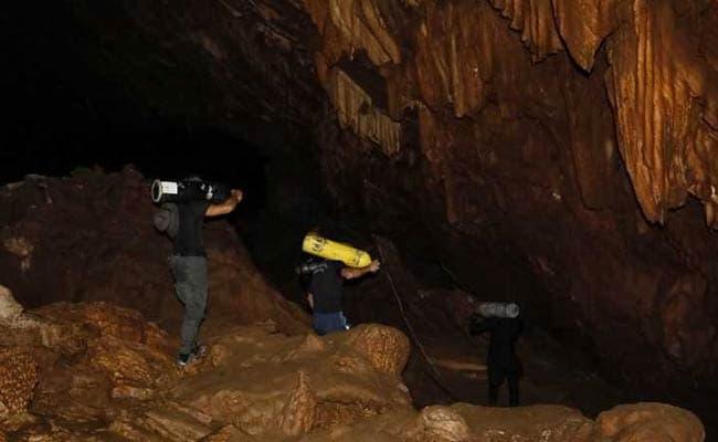 thailand cave accident afp