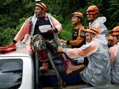 Unable To Find Lost Boys, Thai Police Drops Survival Packages Into Cave