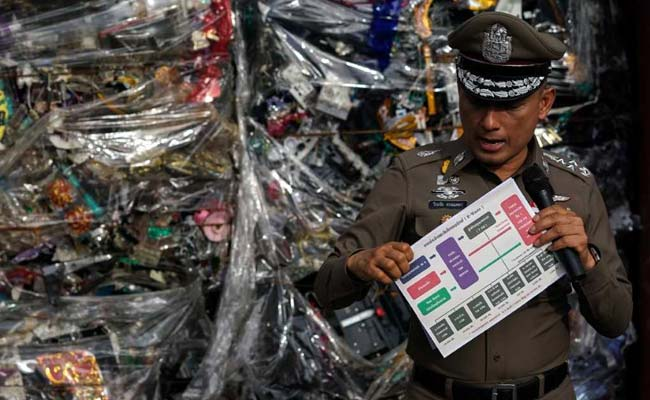 Thailand Is The New Dumping Ground For World's High-Tech Trash
