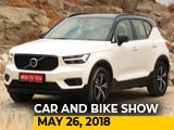 Video: Volvo XC40, Hyundai Creta Facelift, Freewheeling: The Future