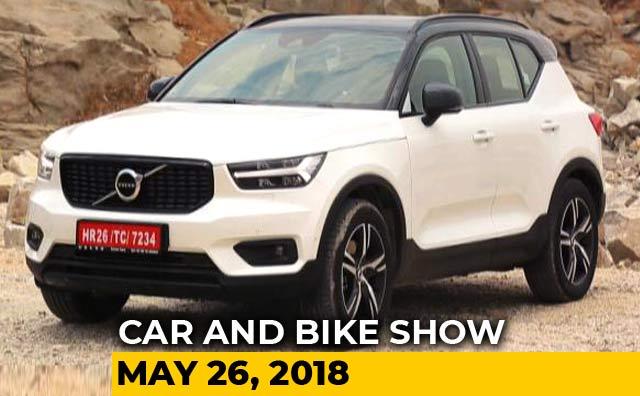 Video : Volvo XC40, Hyundai Creta Facelift, Freewheeling: The Future