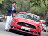 Video: A Ride In The Ford Mustang