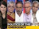 Video: The NDTV Dialogues: 43 Years On, The Politics Of Emergency