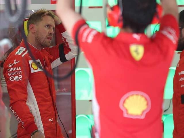 Back To Work As Sebastian Vettel Dominates Hungarian Grand Prix Practice