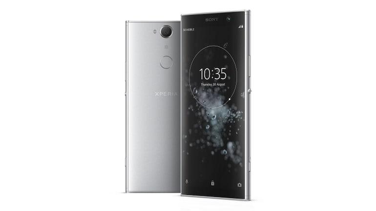 Sony Xperia XA2 Plus लॉन्च, 23 मेगापिक्सल रियर कैमरा है इसमें