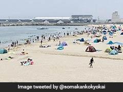 Tsunami-Hit Japan Beaches Reopen 7 Years After Devastating Disaster
