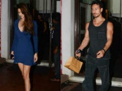 Rumoured Couple Tiger Shroff And Disha Patani Spend Time Together. See Pics