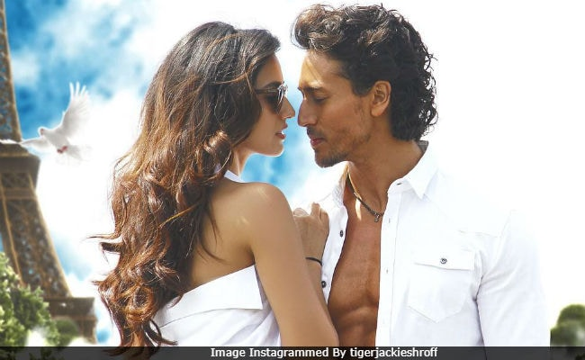 Every Time Tiger Shroff And Disha Patani Post A Pic, It Goes Viral. See Latest Inside