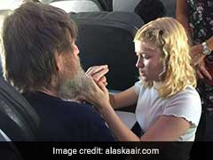 Teen Helped Deaf And Blind Man On Flight. Lakhs Are Sharing Her Story