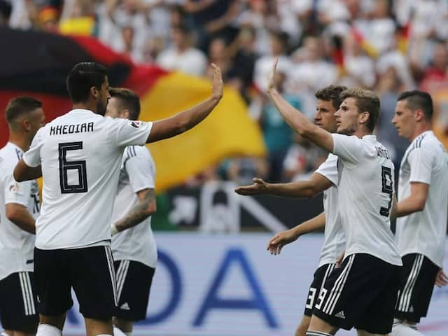 FIFA World Cup: Timo Werner Shines vs Saudi Arabia In Warm-Up As Nervy Germany End Winless Streak