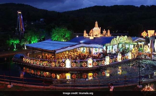 तिरूमाला के भगवान वेंकटेश्वर मंदिर में भक्तों ने 14 दिन में चढ़ाए 7.5 करोड़