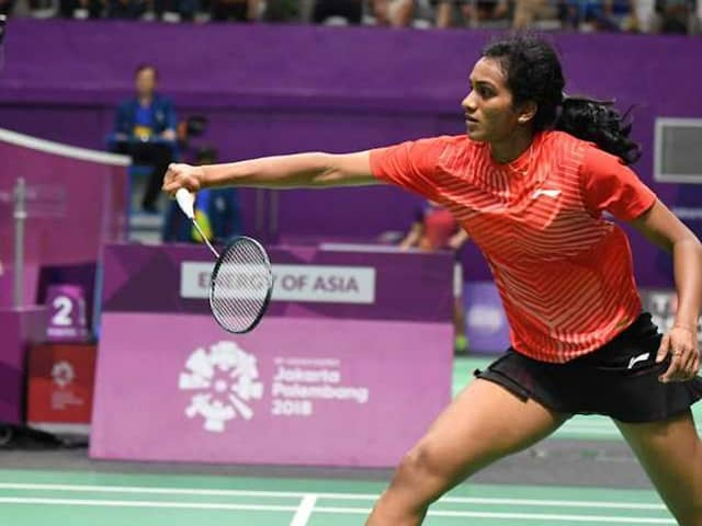 PV Sindhu vs Nitchaon Jindapol, Asian Games 2018 Badminton Quarterfinals Highlights: PV Sindhu, Saina Nehwal Secure 2 Medals For India; Enter Semis
