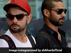 Shikhar Dhawan Names Virat Kohli After A Cartoon Character