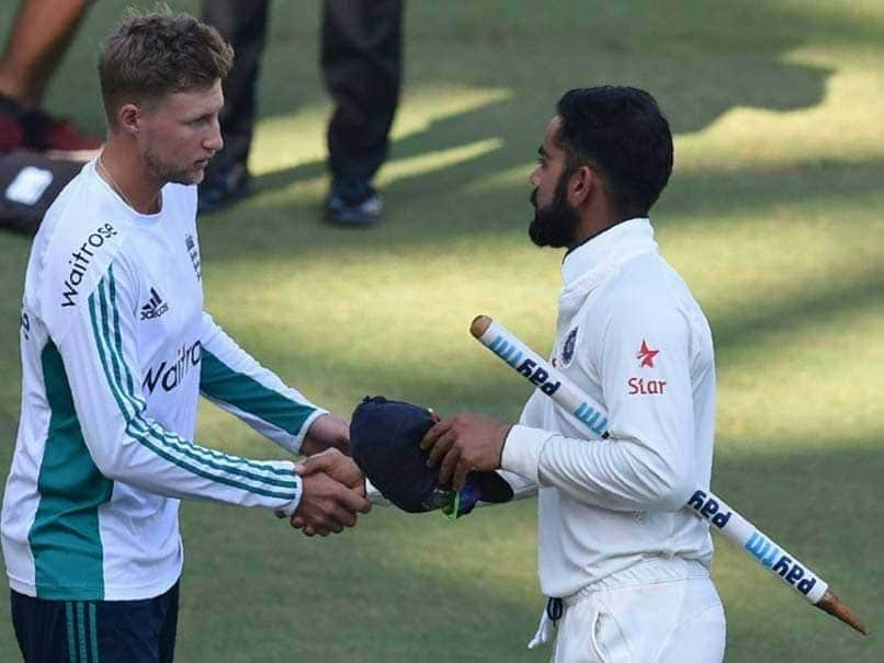 Head To Head: England Hold Upper Hand Against India In Home Test Matches