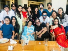 Inside Shakti Kapoor's Birthday With Shraddha, Asha Bhosle And Other Family