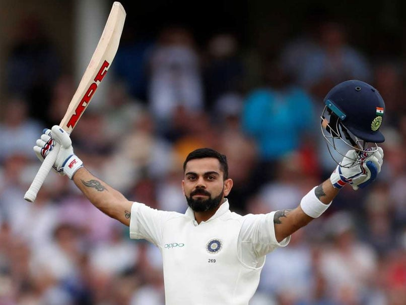 Virat Kohli Leads ICC Test Rankings With Career-Best Points Tally