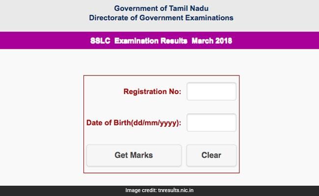 tn 10th result 2018