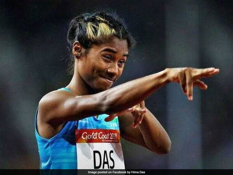 Hima Became The St Indian Athlete To Win Gold In A World Championship Facebook