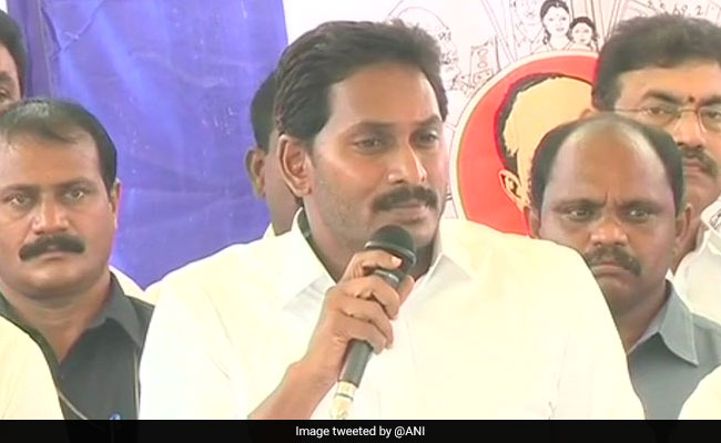 Delete 60 Lakh 'Duplicate Voters' In Andhra: Jagan Reddy Urges Poll Panel