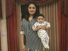 Becoming Mom Gave Sunidhi Chauhan Chance To Take A Break In 3 Decades Of Working