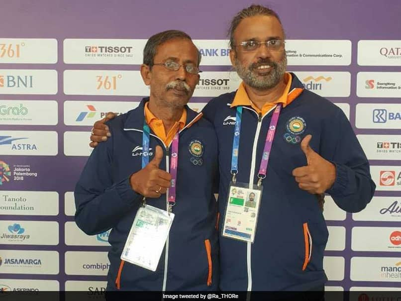 Asian Games 2018: India Clinch Gold Medal In Mens Pair Bridge Event