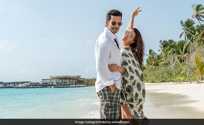 Neha Dhupia And Angad Bedi Are Giving Us Major Vacation Goals And How