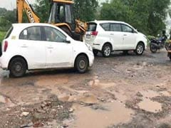 5 Pothole Deaths In Maharashtra As Sanctioned Repair Amount Still Unused