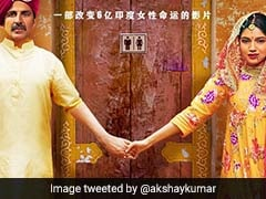 <I>Toilet: Ek Prem Katha</I> In China - Akshay Kumar, Bhumi Pednekar's Film To Release As <I>Toilet Hero</I>