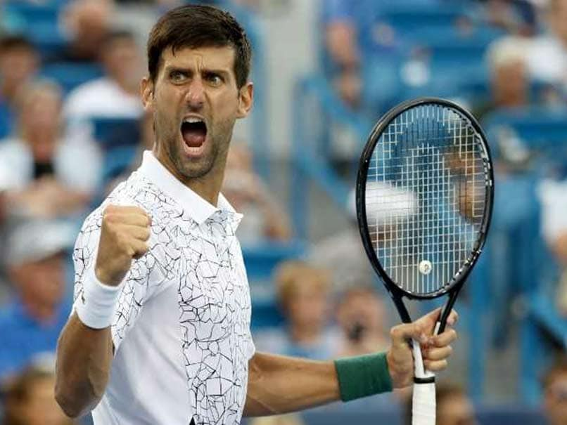 Djokovic To Face Cilic As Cincinnati Title Dream Draws Closer