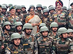 Nirmala Sitharaman First Defence Minister To Visit This Forward Post