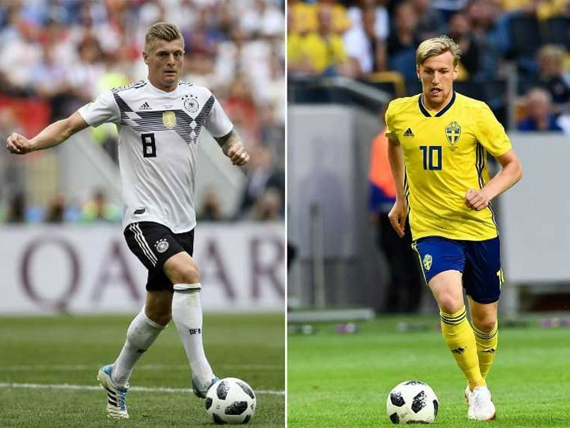 Image result for Germany vs Sweden Live Online