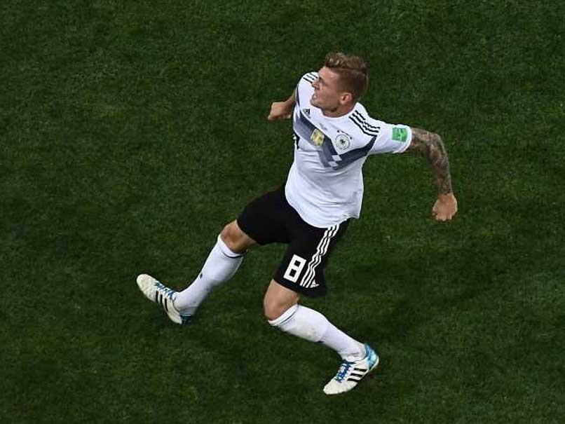 Pushed To Brink, Germany Keeps World Cup Hopes Alive With Stunning Goal