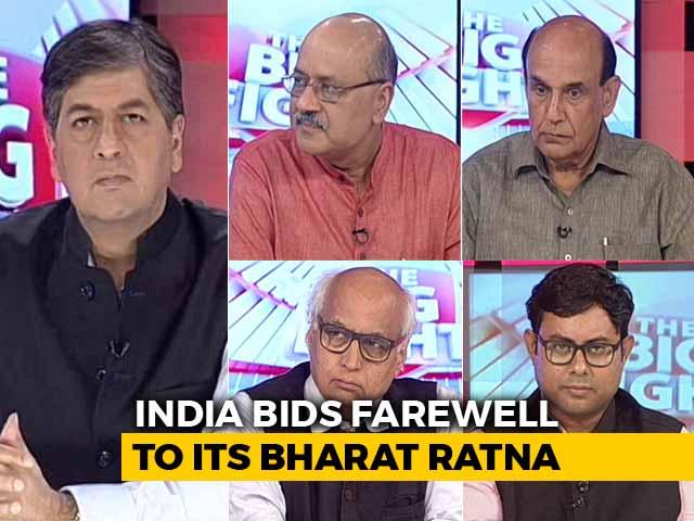 Video : Atal Bihari Vajpayee: End Of An Era